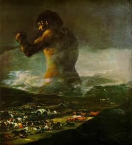 Goya.colossus